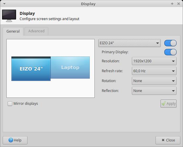 New xfce4-settings release – Simon's Secret