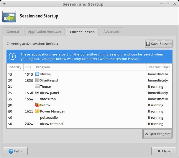 Rilasciato Xfce 4.14pre1